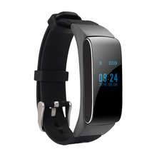 Bluetooth Smartband Smart Bracelet Watch DF22 HiFi Sound Headset Digital Wrist Calories Pedometer Track Fitness Sleep