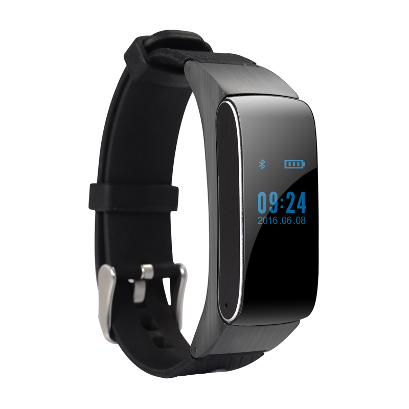 Bluetooth Smartband font b Smart b font Bracelet font b Watch b font DF22 HiFi Sound