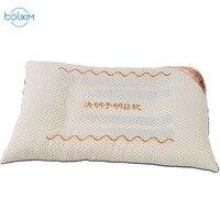 BOLIKIM 2 шт. Бытовая вышивка уход за кожей шеи уход за здоровьем физиотерапия обычная подушка MITSUBISHI цветок cascia Seed подушка