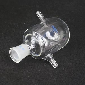 Image 4 - 100 ミリリットルの実験ジャケットガラス二重層フラスコ炉ボトルラボキットツール