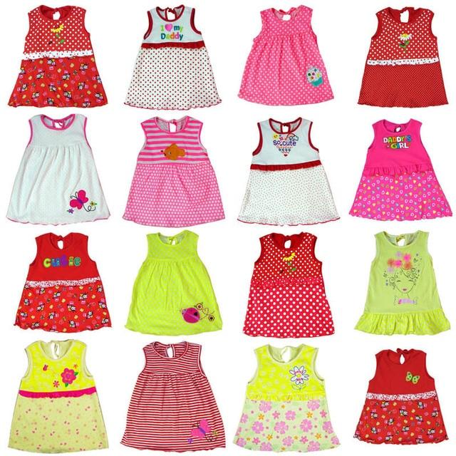 2014 Hot Selling 95% cotton baby dress 1pcs/lot ,free shipping, baby ...