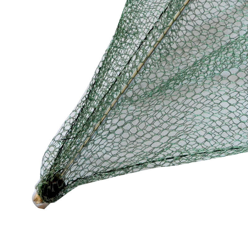 Portable landing folding fishing net for Collapsible fishing net