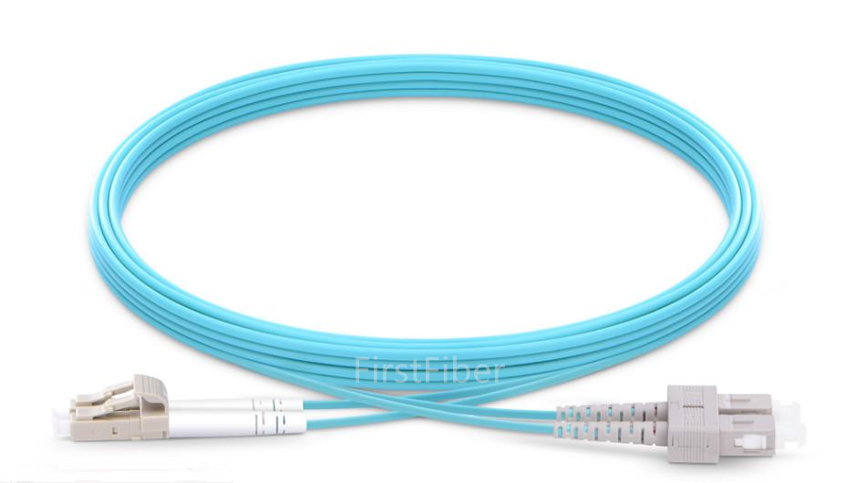 Image 3 - 15m LC SC FC ST UPC OM3 Fiber Patch Cable,Duplex Jumper, 2 Core Patch Cord  Multimode 2.0mm-in Fiber Optic Equipments from Cellphones & Telecommunications