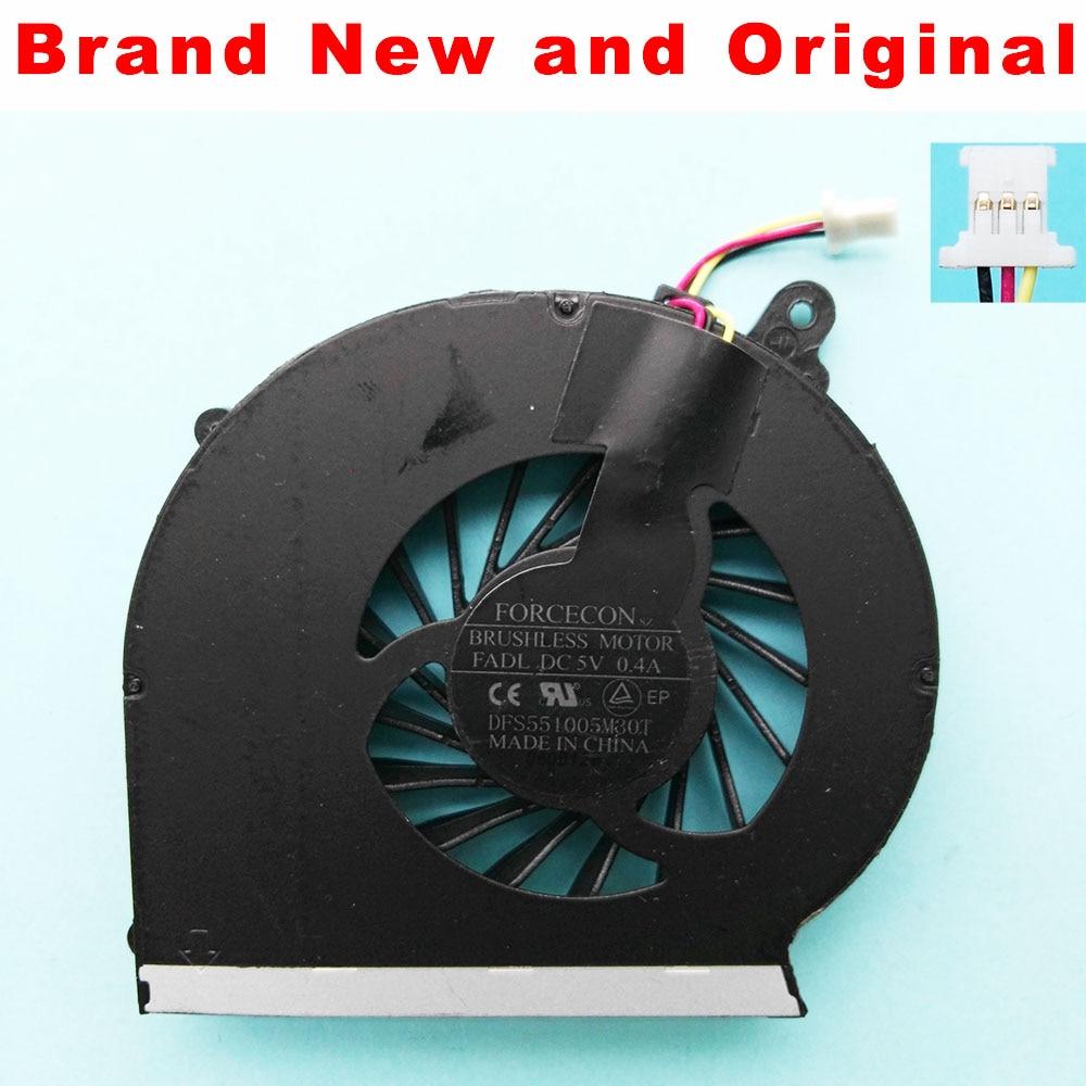 For HP Compaq CQ43 CQ57 431 630 631 CPU Fan 646181-001 CPU Cooling Heatsink Fan