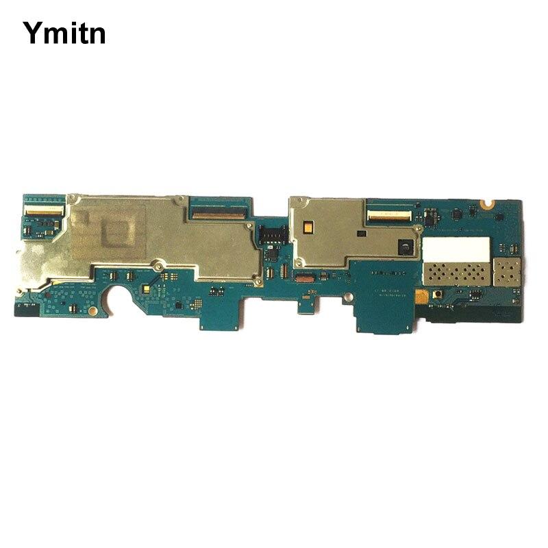 Ymitn Logement Carte Mère Débloquée Officiel Mainboad Avec Puces Carte mère Pour Samsung Galaxy Tab 2 10.1 P5100 3g P5110 WIFI