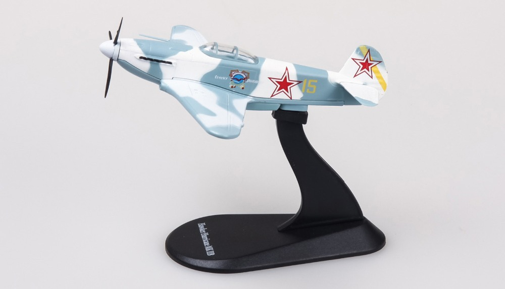 AM 1:72 Soviet Yak-3 fighter model Static Simulation Model For collection Scale Models