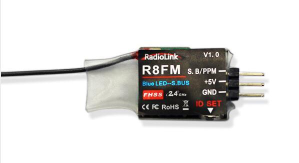 RadioLink T8FB 2.4 GHz 8ch RC Trasmettitore R8FM Ricevitore Combo Remote Rontrol per RC Helicopter FAI DA TE RC Quadcopter Aereo-in Componenti e accessori da Giocattoli e hobby su  Gruppo 2