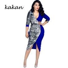 Kakan 2019 spring new women's sequin dress sexy fashion V-neck straps split dress irregular mosaic sequin dress dual v neck metallic sequin cami dress