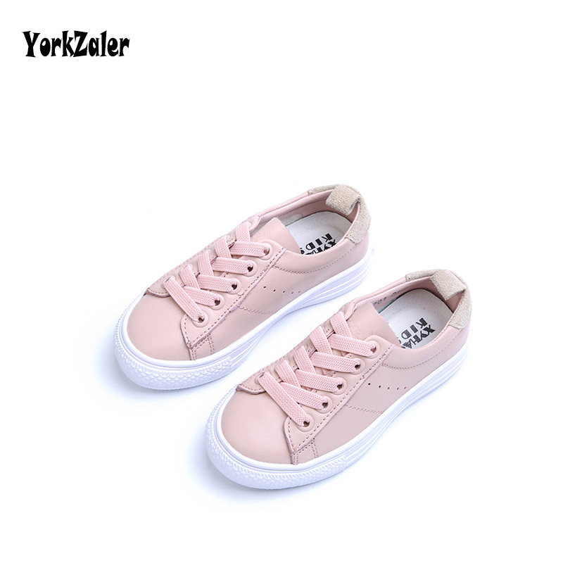 2018 New Fashion Kids Shoes For Girls Boys Autumn Winter Children Shoes Black Waterproof ...