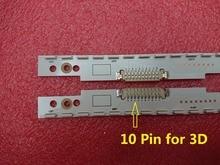 2Pcs Led Backlight Strip Voor Samsung Un46es6500 UE46ES6800U UA46ES5500 UE46ES6300U Slee 2012SVS46 7032NNB LEFT60 RIGHT60 3D