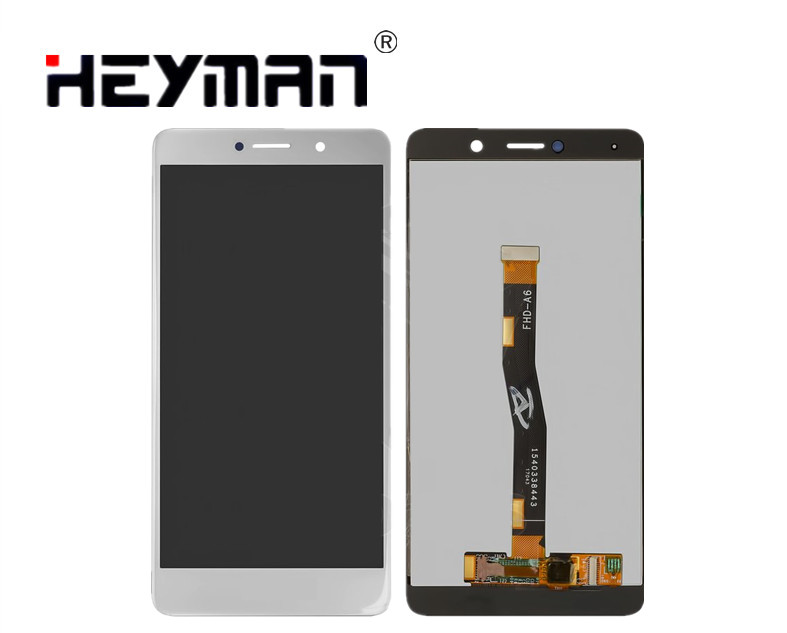 LCD-for-Huawei-Honor-6X-Cell-Phone-white-with-touchscreen