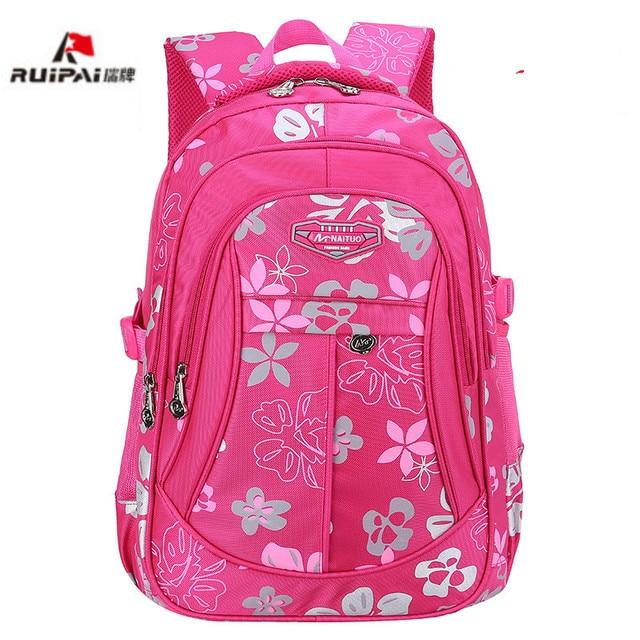 06e983fa5c children school bags for girls printing elementary school backpack  orthopedic backpacks schoolbag backpack kids mochila infantil