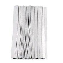 100 Pieces /lot 0.1*8*100 mm Pure Nickel Plated Steel Strip For Spot Welder Welding Battery Pure Nickel Ni-Top