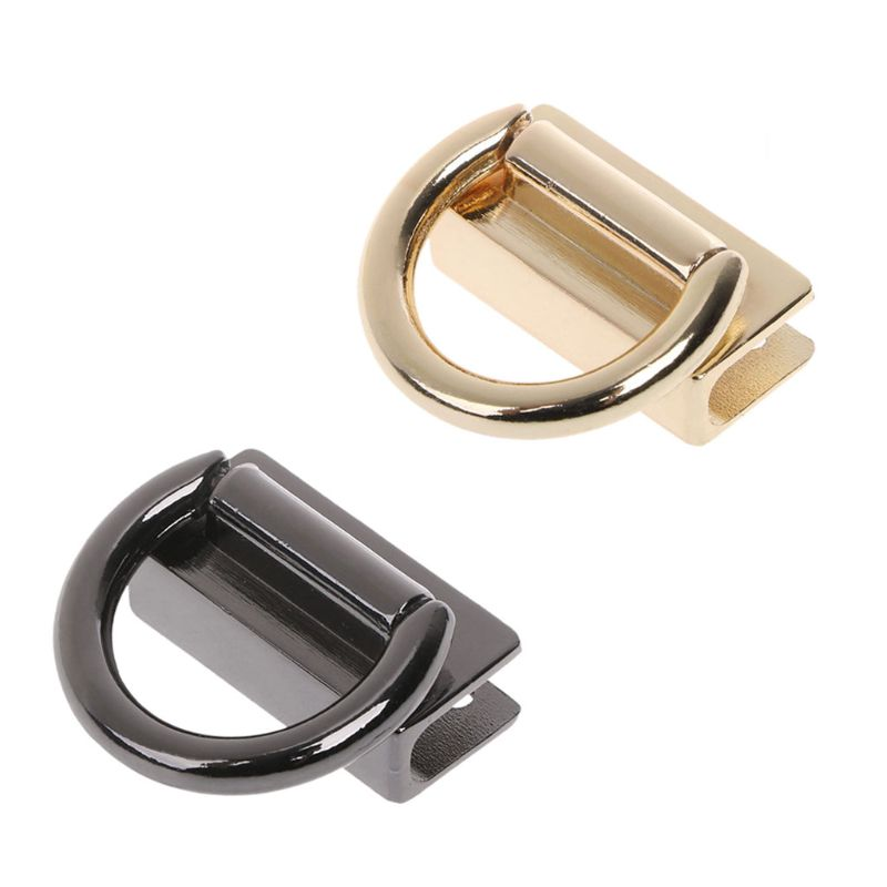 Hot New 1 Pc Metal Connector For Handbag Purse Shoulder Crossbody Bag Parts Accessories Decoration