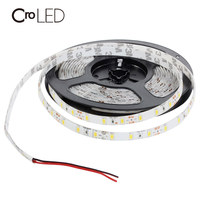 5M 36W 300*5630 SMD Water Proof Flexible Bright LED 3000 3500K Warm White Light Strip Lights + 5A EU Power Adaptor(100 240V)