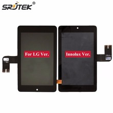 "Srjtek High Quality 7"" For Asus MemoPad HD7 ME173 ME173X K00B  LCD Display+Touch Digitizer Full Assembly +Free Shipping"