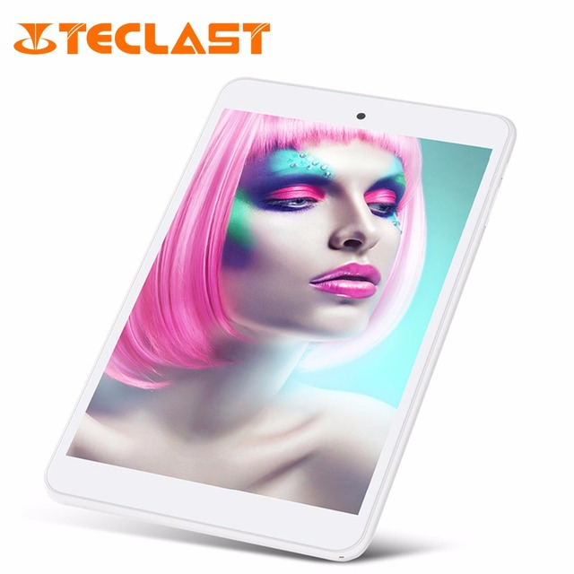 Teclast P80H ПК таблетки 8 дюймов Quad Core Android 5.1 64bit MTK 8163 IPS 1280x800 двойной WIFI 2.4G / 5G HDMI GPS Bluetooth Tablet PC