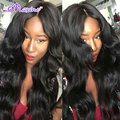 Maxine Hair Products Malaysian Body Wave 4pcs/lot 6A Unprocessed Malaysian Virgin Hair Body Wave Malaysian Human Hair Extensions