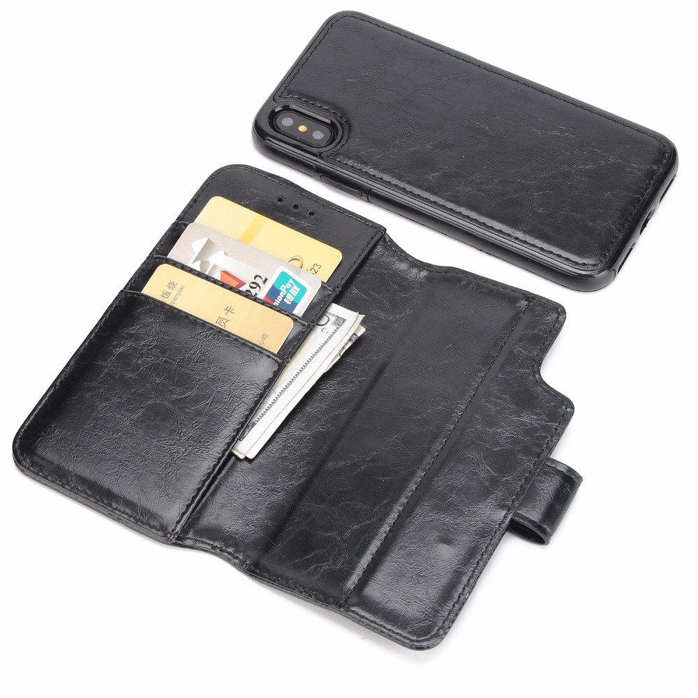ZYYP Luxury Leather Flip Phone Bags Cases Coque Case for