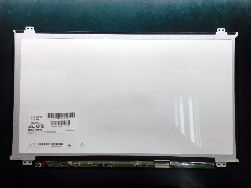 LP156WH3-TPS2 Matrix for Laptop 15.6 Slim LED Display LCD Screen 30 Pin Glossy HD 1366x768 LP156WH3 TP S2 LP156WH3 (TP)(S2) new lcd for asus k53s screen display glossy matrix for laptop 15 6 hd 1366 768 led panelreplacement
