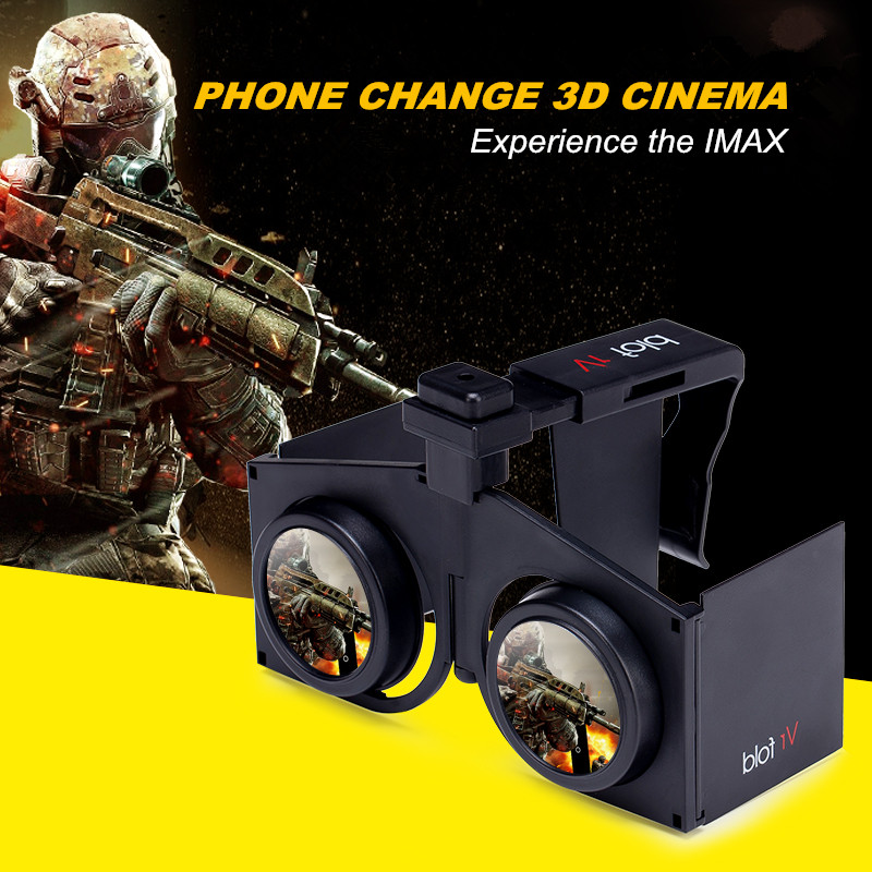 <font><b>VR</b></font> Park MINI <font><b>VR</b></font> Fold 3D <font><b>Glasses</b></font> Portable Virtual Reality <font><b>Glasses</b></font> <font><b>Foldable</b></font> 3 D <font><b>Goggles</b></font> Moblie 3D Movie <font><b>for</b></font> 4.7-6.0 <font><b>Smartphone</b></font>
