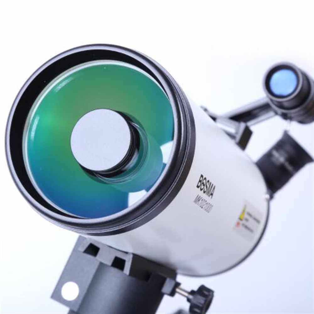 تلسكوب فلكي متكرّر من BOSMA ثلاثي أضعاف مع مرآة أولية + EM45 استوائية عالية الدقة احترافية 1051000