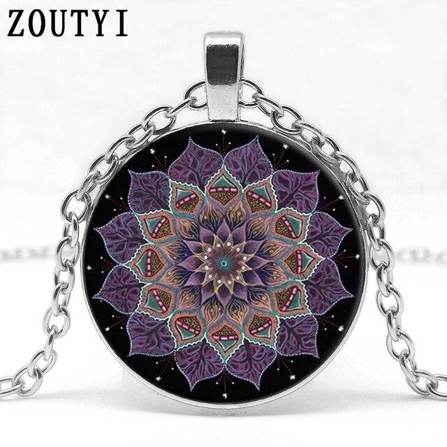 / Henna Mandala Flower...