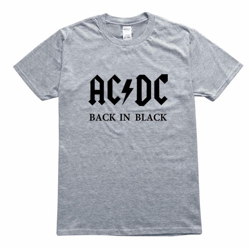 2017 New Camisetas AC DC band rock T Shirt Mens acdc Graphic T ... b9aa6da464b