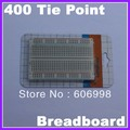 5pcs/lot 400 Tie Point Interlocking Breadboard