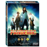 Pandemic Board game Card Paper Party Game For Friends and Family
