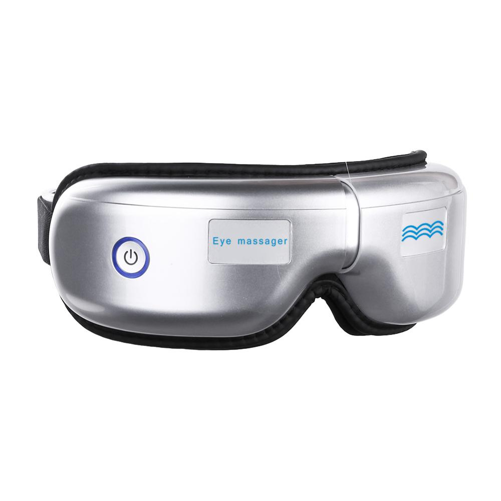 Portable Folding Eyes Massager 5 Modes Wireless Electric Eye Massager Air Pressure Magnetic Eye SPA Massager Instrument