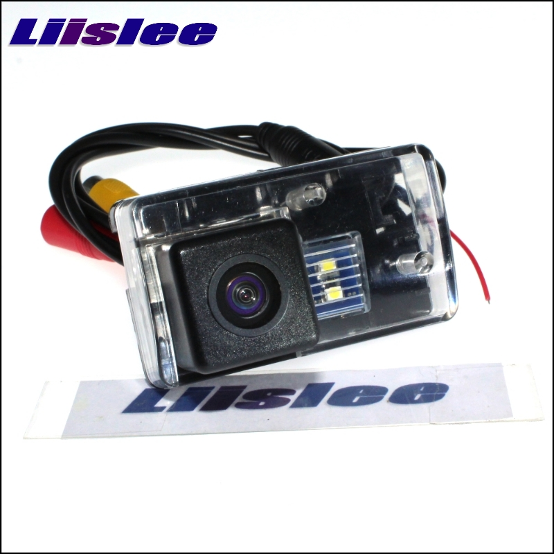 LiisLee Car Rear View Camera For Citroen C3 C4 Picasso DS3 DS4 DS5 DS 3 4 5 Saxo Xsara Night Vision Look Back Backup CCD Camera