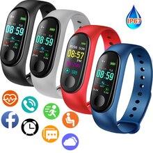 2018 Новый BANGWEI IP68 Водонепроницаемый спортивные Смарт-часы Для мужчин Для женщин спортивные Шагомер крови Давление Кислорода Смарт-часы с мониторингом + коробка