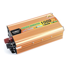 Car inverter 1000W 12V 220V DC 12 v to AC 220 v vehicle power supply switch