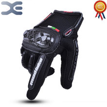 New Racing Gloves Summer Breathable Motorcycle Gloves Non-slip Wear Knight Cross-country Gloves