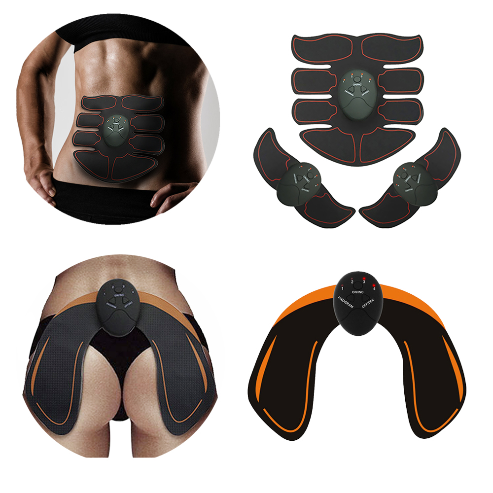Lift-Shape Hip-Trainer Firm-The-Buttocks Fitness EMS And For Women Butt-Stimulation Helps