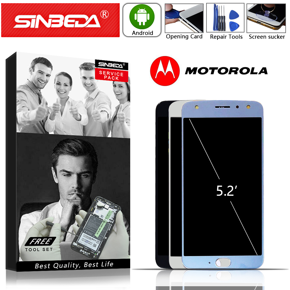 """5.2 """"Original pour Motorola Moto X4 LCD écran tactile numériseur pour Moto X4 affichage pour Moto 4th XT1900 XT1900-2 XT1900-6"""