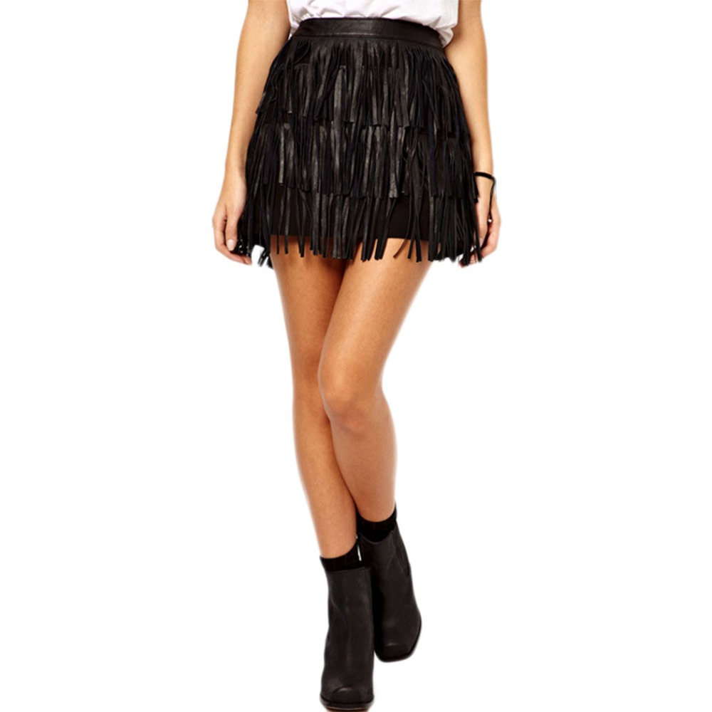 Compare Prices on Black Fringe Skirt- Online Shopping/Buy Low ...