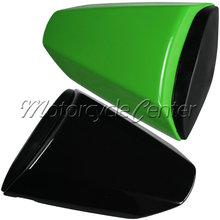 Лидер продаж, чехол из АБС-пластика для заднего сиденья мотоцикла, Cowl для Kawasaki Ninja ZX10R ZX10 R ZX10-R 2008-2010, зеленый, черный