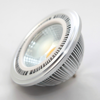COB AR111 QR111 G53 LED Bulb Lamps15W GU10 Spotlight AC85V 265V Warm White Cool White For
