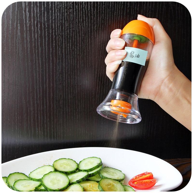 Spray Pump Barbecue Oil Sprayer Spraying Oil Bottle Kitchen Accessories Cooking Gadget BBQ Tools