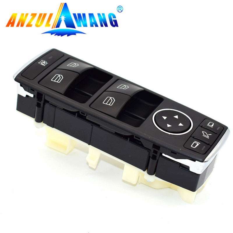 NEW Class Drivers Side Electric Window Switch A2128208310 2128208310 Car Accessories For Mercedes W204 W212 C E (China)