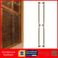 Antimicrobial Copper Cu+ Precision Cast Pull Handles PA-987-51*2000mm Entrance Door Handle For Glass/Wooden/Frame Doors