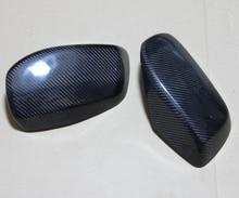 Carbon Fiber Mirror Covers for BMW E46