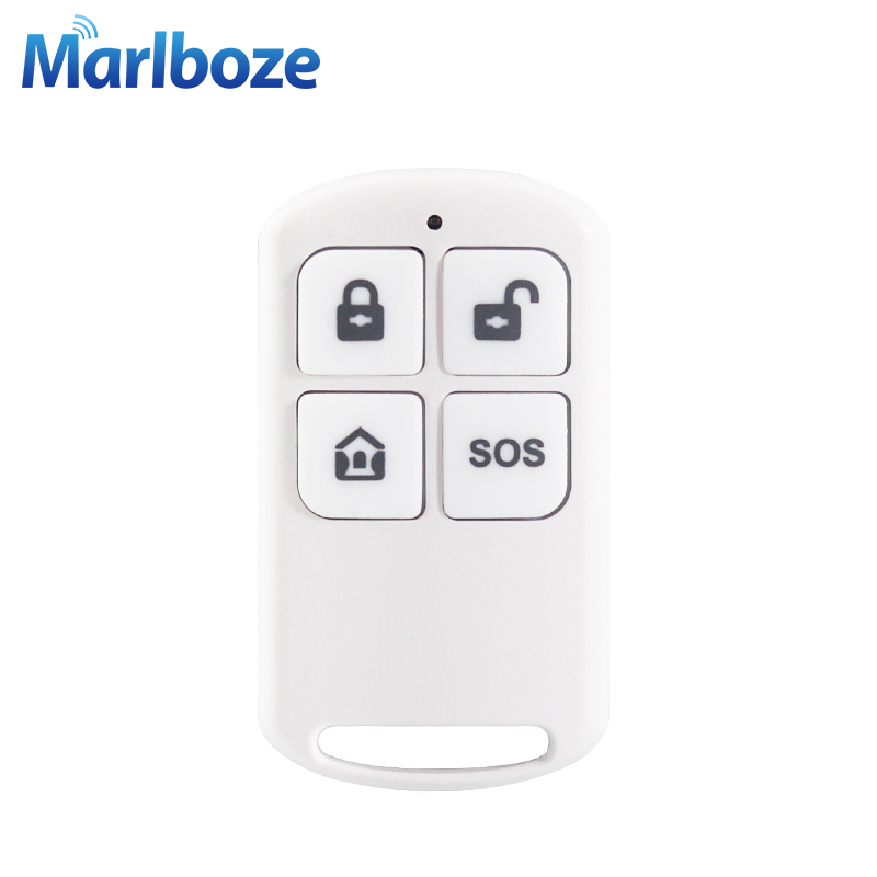 Marlboze Alarm-System Remote-Controller PG103 PG168 Security 433MHZ Home WIFI Wireless