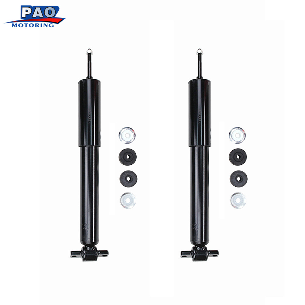 2PC New Front Strut Shock Absorber Left and Right Pair Set Fit for 1997-2004 Chevrolet Corvette OEM 5602 Car-styling auto parts kyb car right front shock absorber 339232 for toyota highlander auto parts