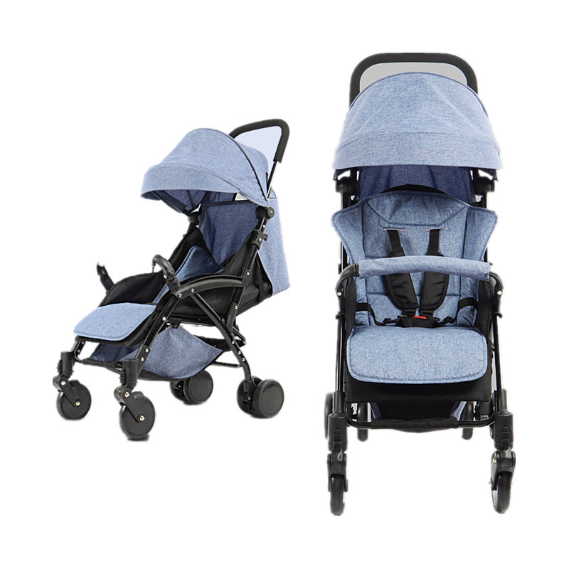 New Arrival Urltra-Light Baby Stroller Portable Folding Baby Carriage Easy Carry on the Plane High Landscape Pushchair carrinho 2017 pouch new baby stroller super light umbrella baby car folding carry on air plane directly minnie size
