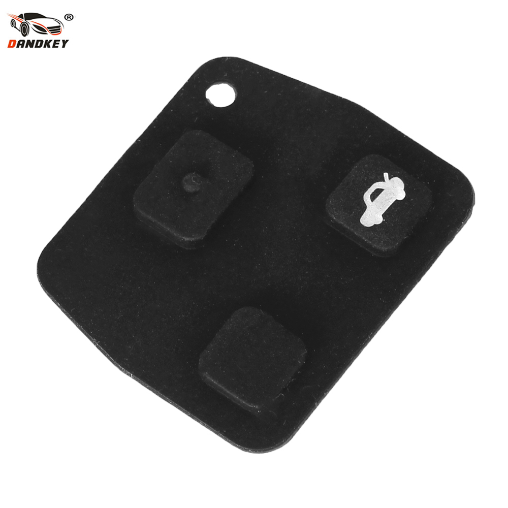 DANDKEY New 10x Replacement 2/3Buttons Car Remote For TOYOTA Lexus Key 2 Buttons 3 Buttons Car Key Shell Wholesale And Retail