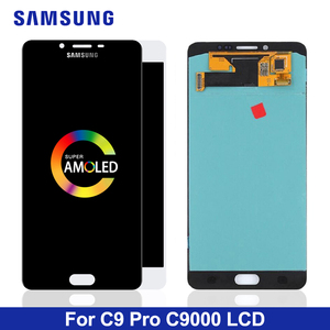 ORIGINAL Phone LCDS For Samsung Galaxy C9 Pro C9000 SM-C9000 LCD Display Touch Digitizer Screen Assembly Replacement(China)