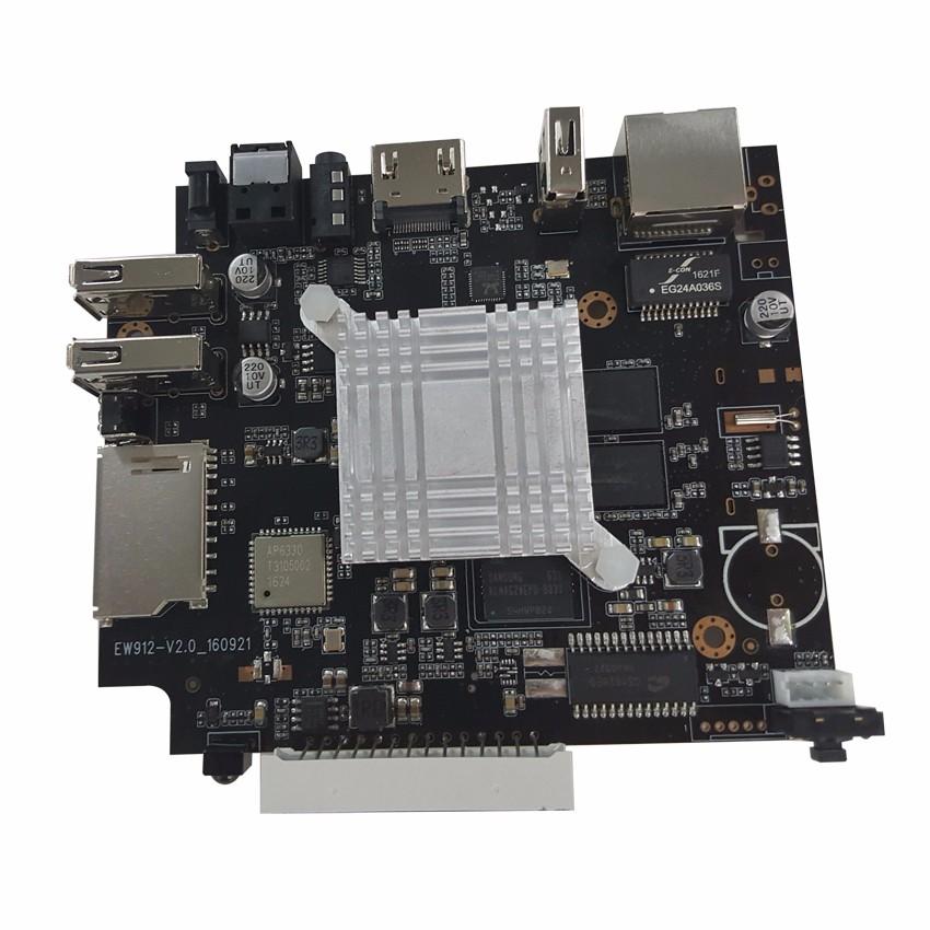 EW912 Android tv box PCBA